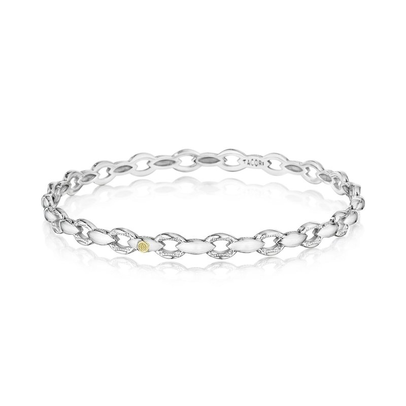 Tacori Fashion Silver Links Bracelet