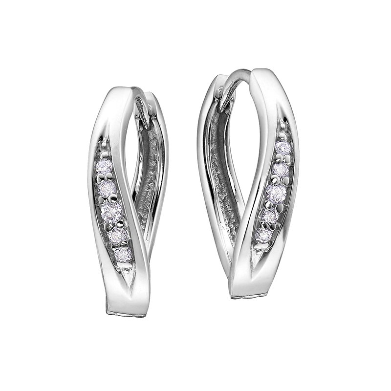 Lasting Treasures™ Diamond Earrings