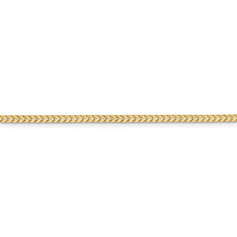 Quality Gold 14k 2mm Franco Chain