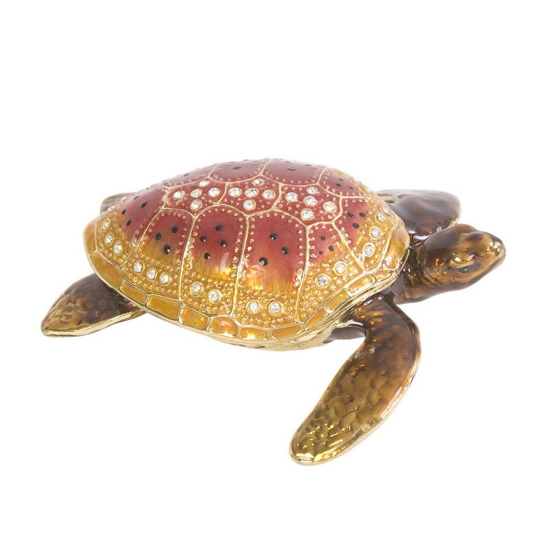 Luxury Giftware by Jere Palm Beach Loggerhead Turtle