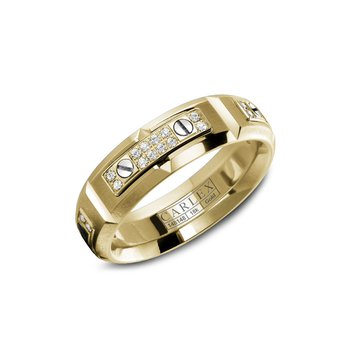 Carlex Generation 2 Mens Ring WB-9587YY