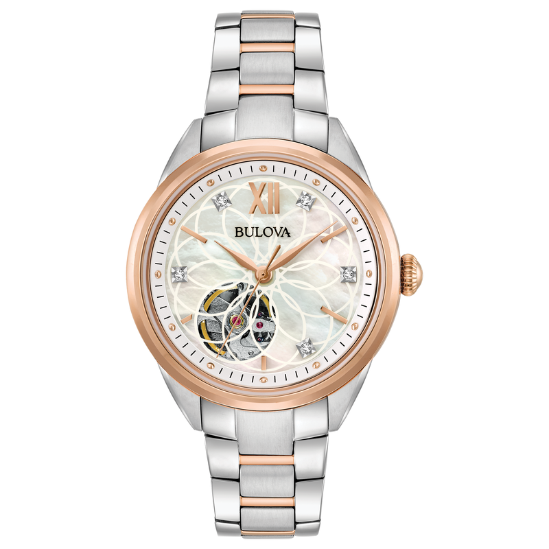 Bulova Bulova Diamond Collection Ladies Watch