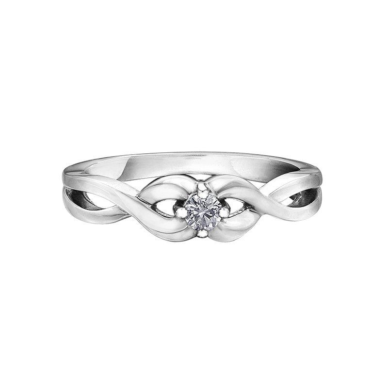 Lasting Treasures™ Diamond Ladies Ring