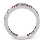 Zeghani ZR1000 RIGHT HAND RING