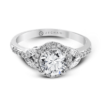 ZR909 ENGAGEMENT RING