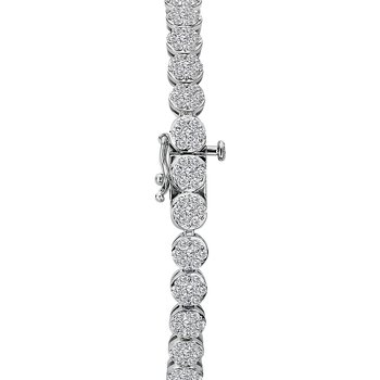 Ladies Fashion Diamond Bracelett