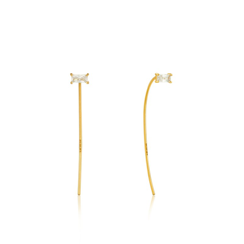 Ania Haie Glow Solid Drop Earrings