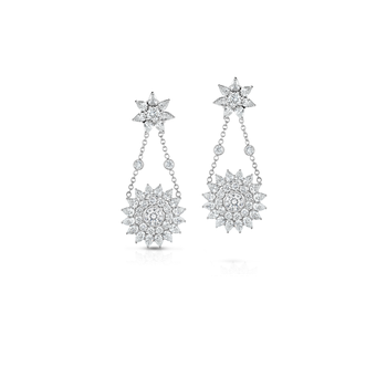 Cento Star Chandelier Earrings