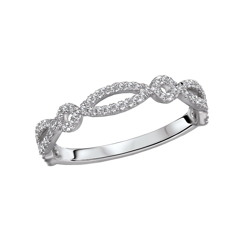 Tesoro Ladies Fashion Diamond Ring