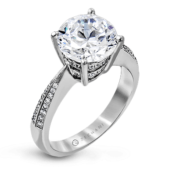 ZR1284 ENGAGEMENT RING
