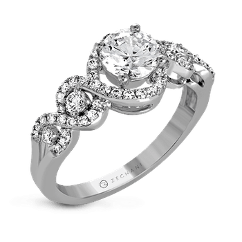 ZR1274 ENGAGEMENT RING