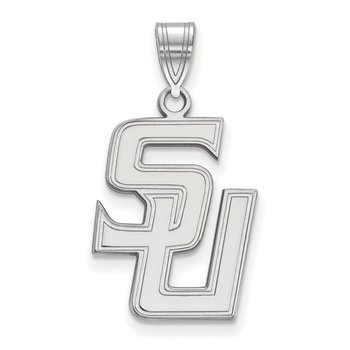 Gold Samford University NCAA Pendant