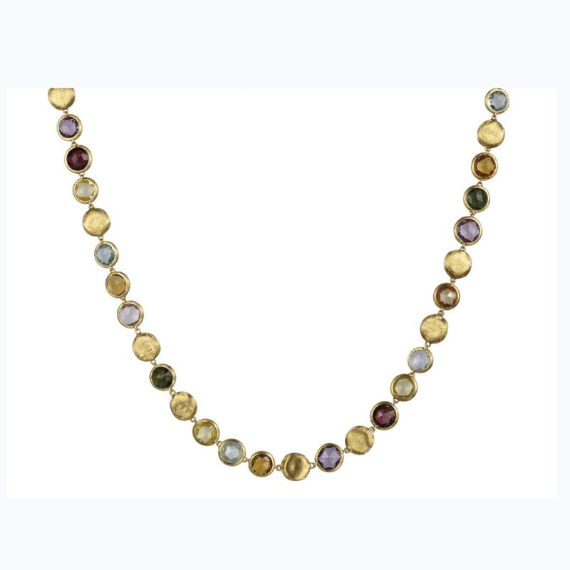 Marco Bicego Jaipur Color Fashion Necklace