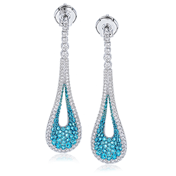 LP4315 COLOR EARRING