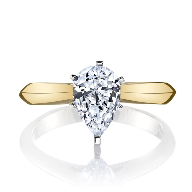MARS Jewelry MARS 14796 Engagement Ring 0.00 Ctw.