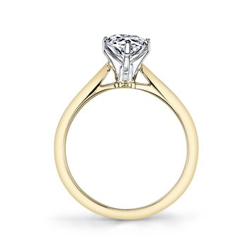 MARS 14796 Engagement Ring 0.00 Ctw.