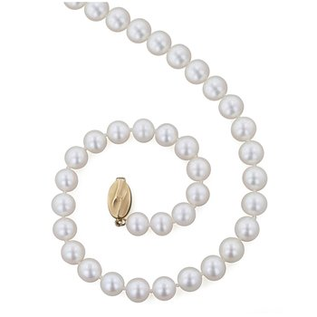 "Freshwater Cultured Pearl 18"" Necklace"