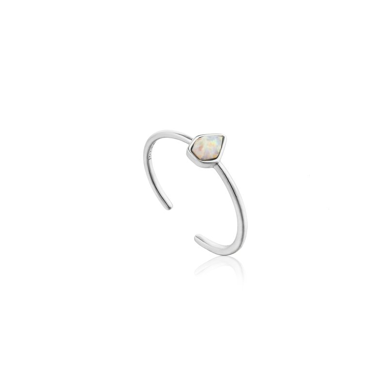 Ania Haie Opal Colour Adjustable Ring