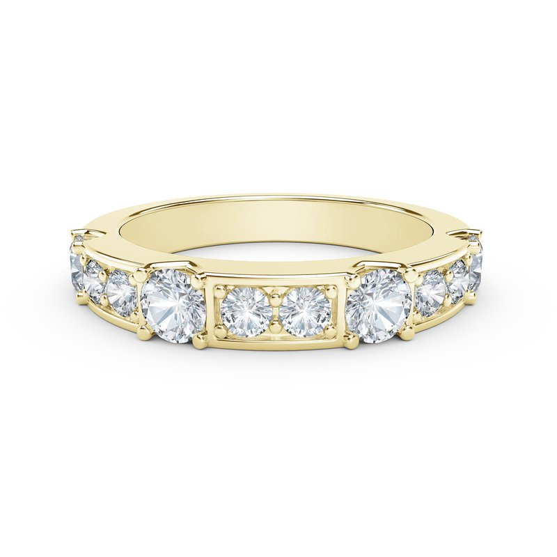 Forevermark The Forevermark Tribute™ Collection Diamond Row Ring