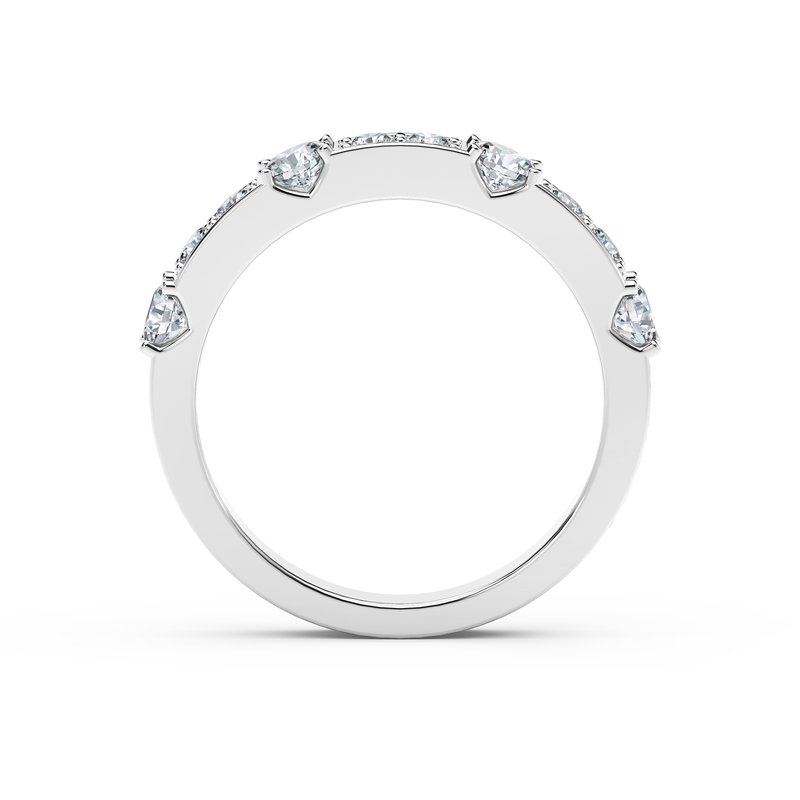 Forevermark Tribute Collection The Forevermark Tribute™ Collection Diamond Row Ring