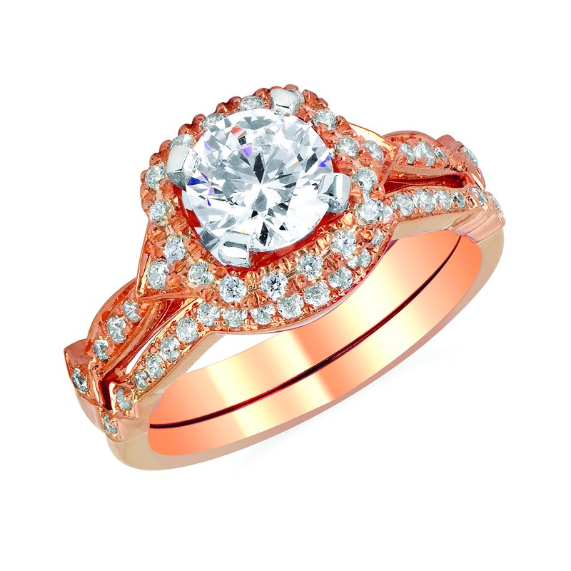 J.F. Kruse Signature Collection Ring RD B 0.25 STD