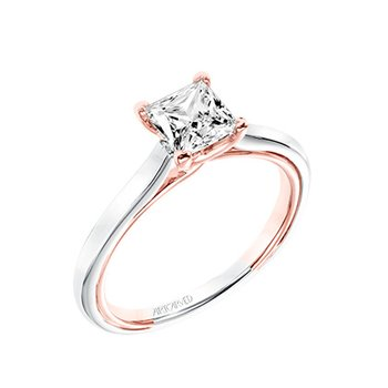 Solitaire Engagement Mounting