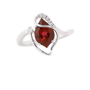 Ruby Ring-CR9559WRU