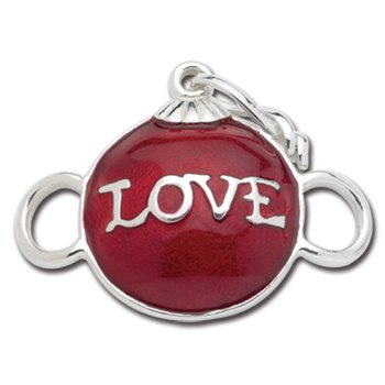 SB5681-B_LOVE ORNAMENT CLASP
