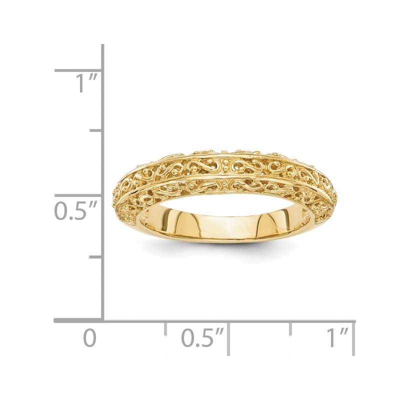 Lester Martin Online Collection 14k Anniversary Band