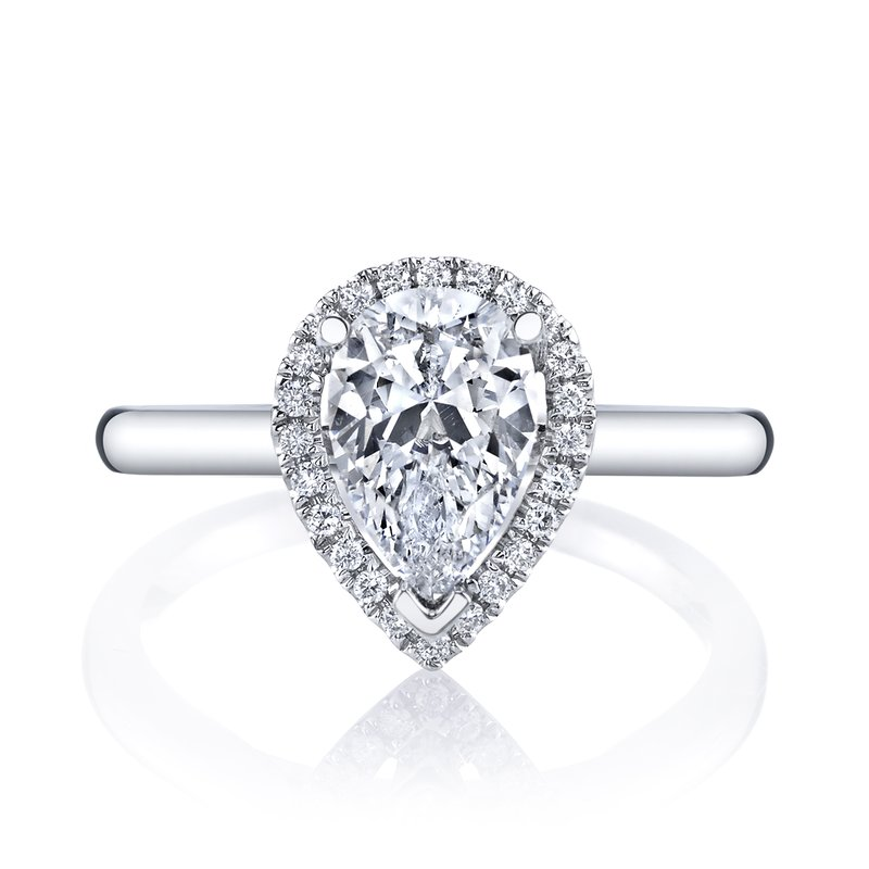 MARS Jewelry 26499 Diamond Engagement Ring 0.11 ct tw