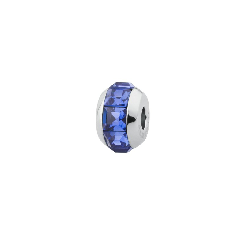 Brosway 316L stainless steel and sapphire Swarovski® Elements