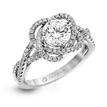 ZR744 ENGAGEMENT RING