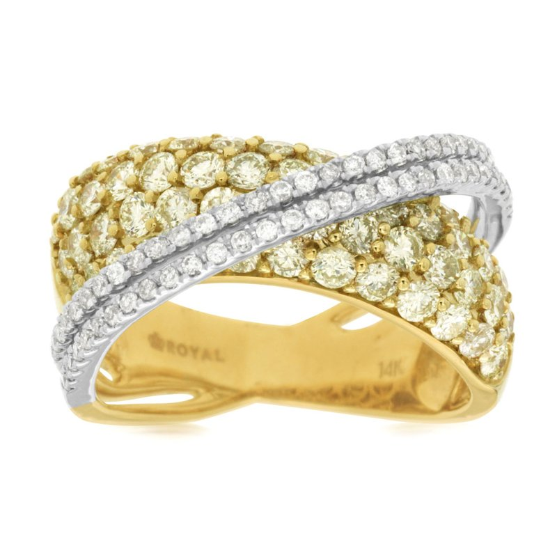 Royal Jewelry C7258Y