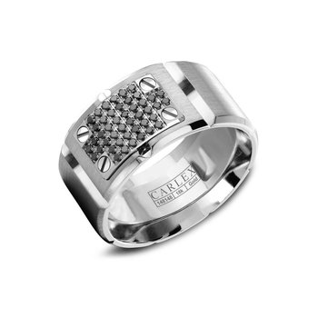 Carlex Generation 2 Mens Ring WB-9798WWBD-S