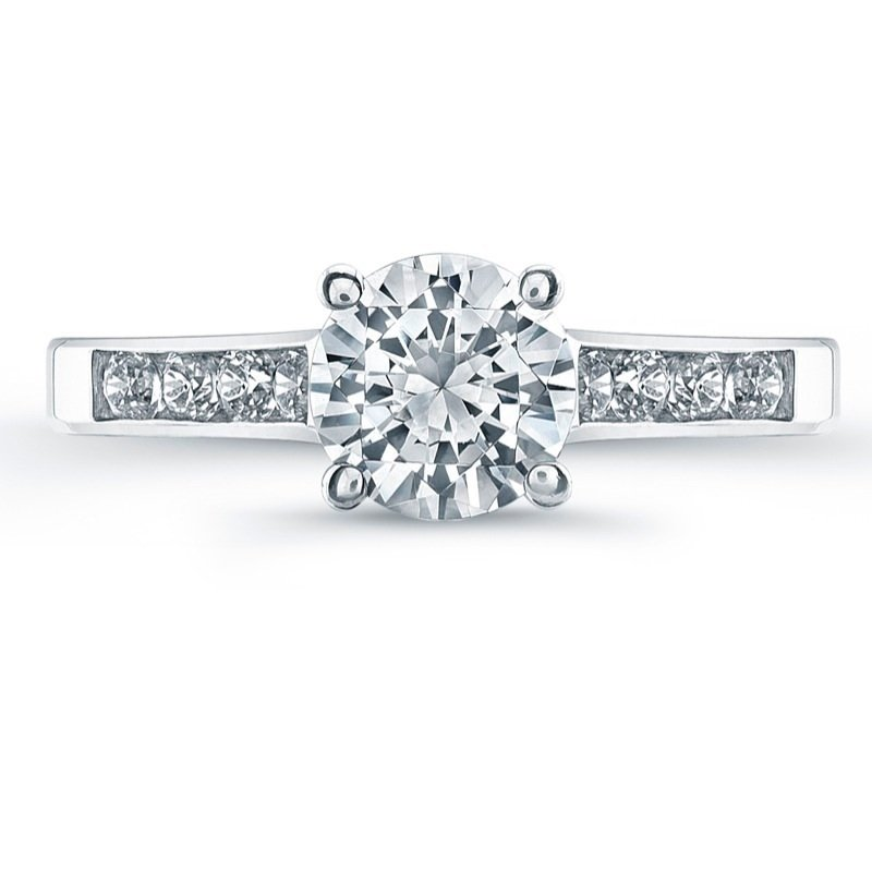 Jeff Cooper Eve Engagement Ring
