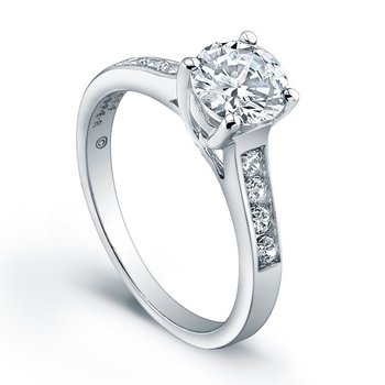 Eve Engagement Ring