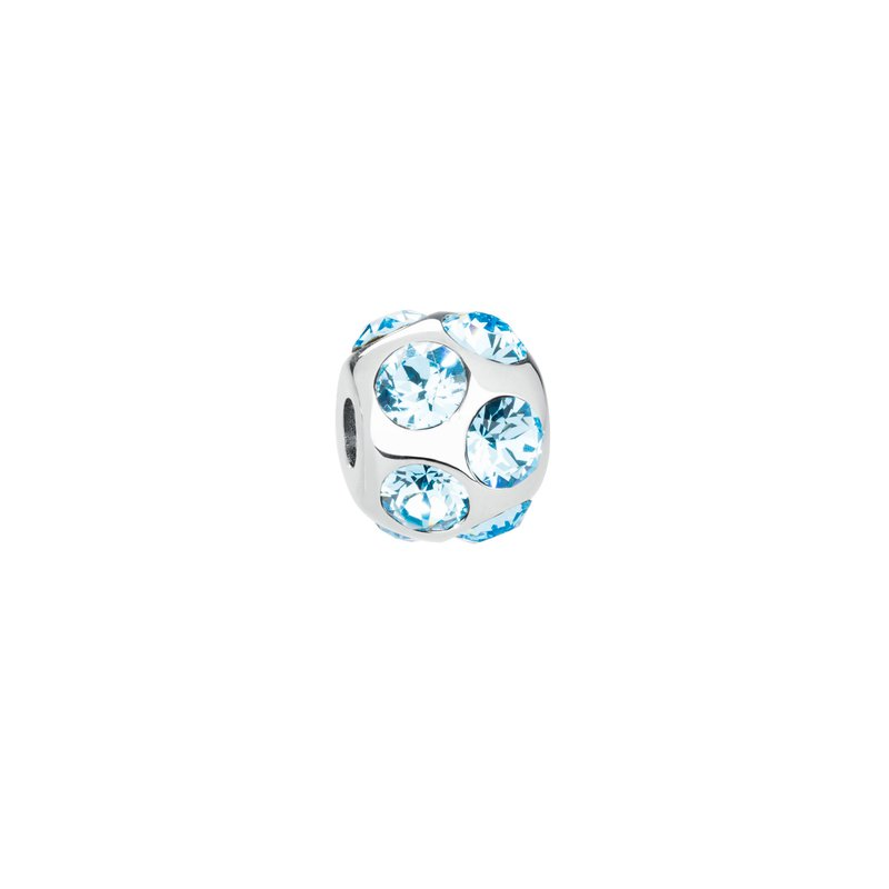 Brosway 316L and aquamarine Swarovski® Elements crystals.