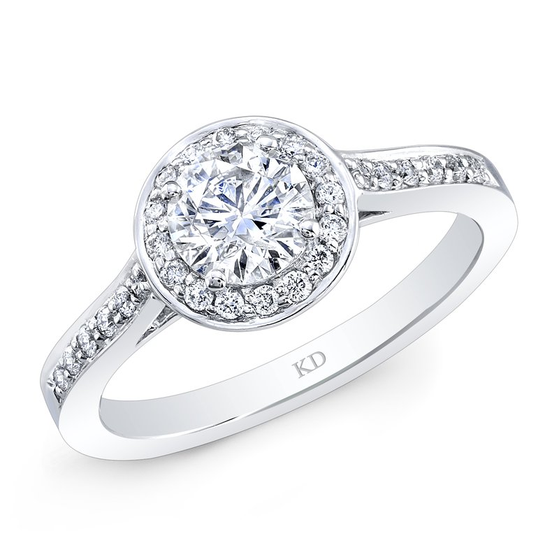 Kattan Diamonds & Jewelry LRDA7711W76