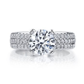 MARS Jewelry - Engagement Ring R247