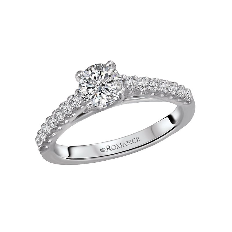 Romance Classic Diamond Ring