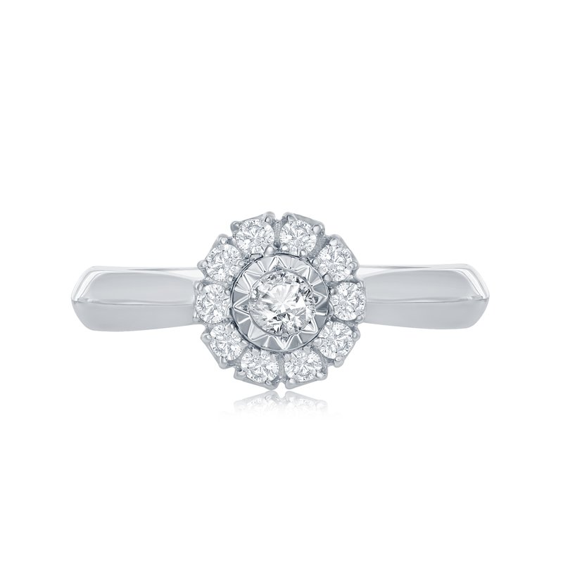 Veer FLOWER PLATE RING