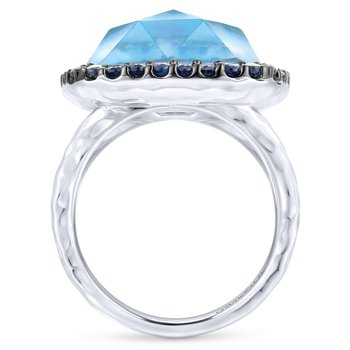 925 Silver Souviens Ladies' Ring