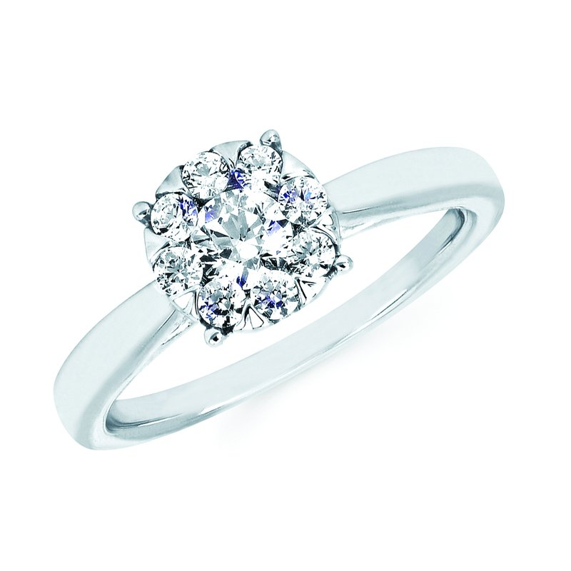 J.F. Kruse Signature Collection Ring RD V 0.25 RD V 0.25 STD