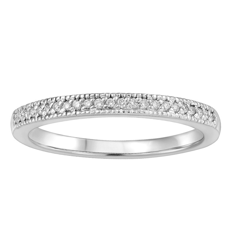 Forever Ice Forever Ice™ Canadian Diamond Wedding Band