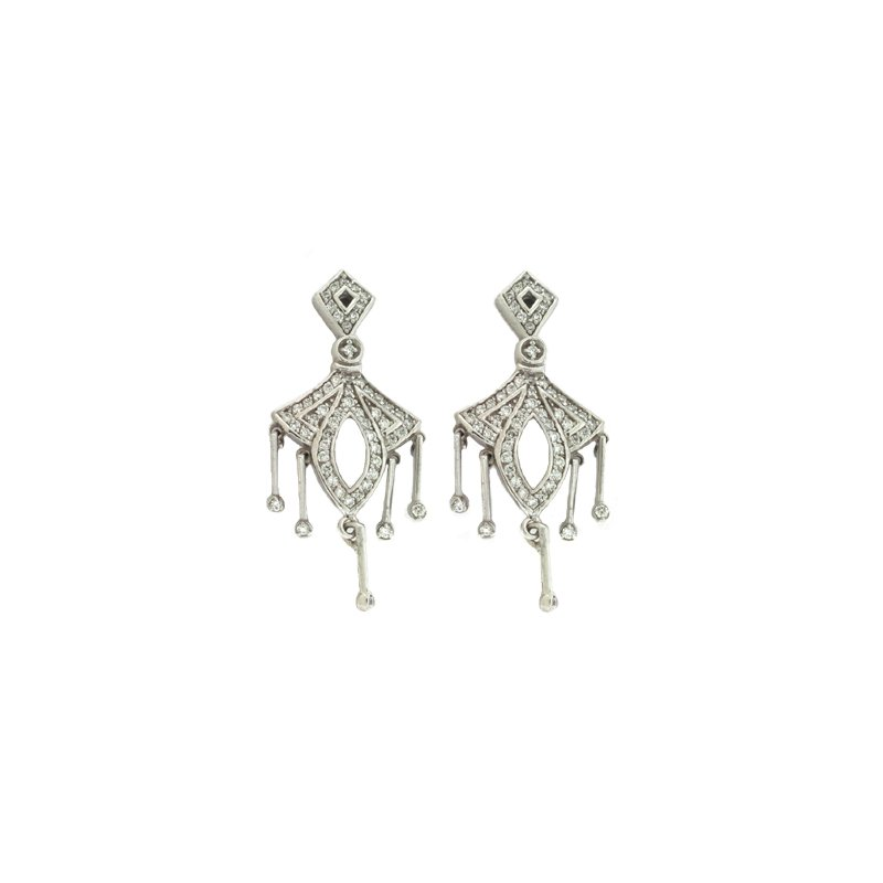 Briana Chandelier Earring