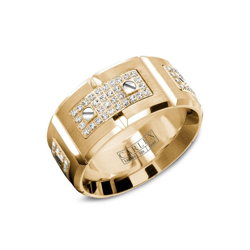 Carlex Carlex Generation 2 Mens Ring WB-9796YY
