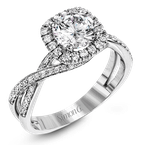Simon G MR1394-A ENGAGEMENT RING