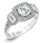 Simon G TR446 ENGAGEMENT RING