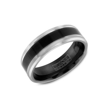 Black Cobalt Rings - CBB-0018