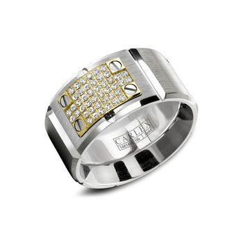 Carlex Generation 2 Mens Ring WB-9798YW